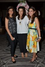 Zeba Koli, Anjali Gaekwar and Gayatri Rangachari Shah at The Drawing Room in St Regis Mumbai on 30th July 2016_579da661b3552.JPG