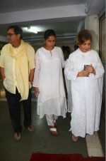 Subhash Ghai at Rajat Barjatya prayer meet on 31st July 2016  (35)_579ee9d954136.JPG