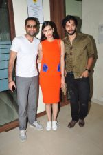 Abhay Deol, Diana Penty, Ali Fazal at Big FM on 1st Aug 2016 (2)_57a03b2d26097.JPG