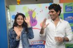 Allu Sirish and Lavanya Tripathi during the promotion of Telugu movie Srirastu Subhamastu at Radio City on 2nd August 2016  (15)_57a09c847721a.JPG