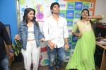 Allu Sirish and Lavanya Tripathi during the promotion of Telugu movie Srirastu Subhamastu at Radio City on 2nd August 2016  (18)_57a09c8d9a1f9.JPG