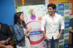 Allu Sirish and Lavanya Tripathi during the promotion of Telugu movie Srirastu Subhamastu at Radio City on 2nd August 2016  (21)_57a09c94b4106.JPG