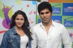Allu Sirish and Lavanya Tripathi during the promotion of Telugu movie Srirastu Subhamastu at Radio City on 2nd August 2016  (24)_57a09c9aba07d.JPG