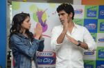Allu Sirish and Lavanya Tripathi during the promotion of Telugu movie Srirastu Subhamastu at Radio City on 2nd August 2016  (6)_57a09c764bcc2.JPG