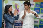 Allu Sirish and Lavanya Tripathi during the promotion of Telugu movie Srirastu Subhamastu at Radio City on 2nd August 2016  (7)_57a09c77f082b.JPG