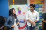 Allu Sirish and Lavanya Tripathi during the promotion of Telugu movie Srirastu Subhamastu at Radio City on 2nd August 2016  (20)_57a09c92a0404.JPG