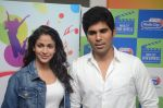 Allu Sirish and Lavanya Tripathi during the promotion of Telugu movie Srirastu Subhamastu at Radio City on 2nd August 2016  (23)_57a09c98c70dc.JPG