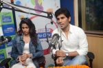 Allu Sirish and Lavanya Tripathi during the promotion of Telugu movie Srirastu Subhamastu at Radio City on 2nd August 2016  (40)_57a09cdb8909a.JPG