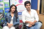 Allu Sirish and Lavanya Tripathi during the promotion of Telugu movie Srirastu Subhamastu at Radio City on 2nd August 2016  (41)_57a09cdd5fd7f.JPG