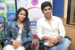 Allu Sirish and Lavanya Tripathi during the promotion of Telugu movie Srirastu Subhamastu at Radio City on 2nd August 2016  (42)_57a09cdf4a8f0.JPG