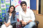 Allu Sirish and Lavanya Tripathi during the promotion of Telugu movie Srirastu Subhamastu at Radio City on 2nd August 2016  (45)_57a09ce478ab5.JPG