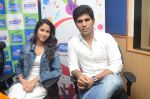 Allu Sirish and Lavanya Tripathi during the promotion of Telugu movie Srirastu Subhamastu at Radio City on 2nd August 2016  (46)_57a09ce698a53.JPG