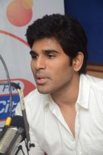 Allu Sirish during the promotion of Telugu movie Srirastu Subhamastu at Radio City on 2nd August 2016  (12)_57a09c08b6903.JPG