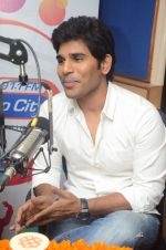 Allu Sirish during the promotion of Telugu movie Srirastu Subhamastu at Radio City on 2nd August 2016  (15)_57a09c0e4657a.JPG