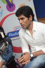 Allu Sirish during the promotion of Telugu movie Srirastu Subhamastu at Radio City on 2nd August 2016  (10)_57a09c06cc1ef.JPG