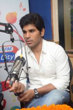 Allu Sirish during the promotion of Telugu movie Srirastu Subhamastu at Radio City on 2nd August 2016  (11)_57a09c07bed89.JPG