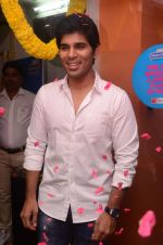 Allu Sirish during the promotion of Telugu movie Srirastu Subhamastu at Radio City on 2nd August 2016  (23)_57a09c1a49753.JPG