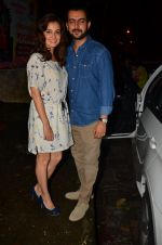 Dia Mirza and Sahil Sangha on a dinner date on 1st Aug 2016 (11)_57a021d9910c3.JPG