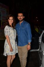 Dia Mirza and Sahil Sangha on a dinner date on 1st Aug 2016 (12)_57a021dab8b67.JPG