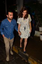 Dia Mirza and Sahil Sangha on a dinner date on 1st Aug 2016 (7)_57a021d7466b9.JPG