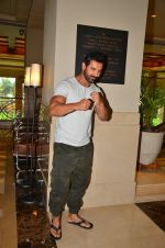 John Abraham promote Dishoom on 1st Aug 2016 (21)_57a015ece43bb.JPG
