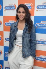 Lavanya Tripathi during the promotion of Telugu movie Srirastu Subhamastu at Radio City on 2nd August 2016  (17)_57a09d157577a.JPG