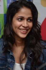 Lavanya Tripathi during the promotion of Telugu movie Srirastu Subhamastu at Radio City on 2nd August 2016  (2)_57a09ceacf7b3.JPG