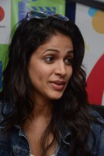 Lavanya Tripathi during the promotion of Telugu movie Srirastu Subhamastu at Radio City on 2nd August 2016  (3)_57a09cec85fd3.JPG