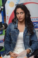 Lavanya Tripathi during the promotion of Telugu movie Srirastu Subhamastu at Radio City on 2nd August 2016  (6)_57a09cf299349.JPG
