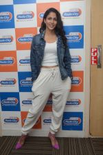 Lavanya Tripathi during the promotion of Telugu movie Srirastu Subhamastu at Radio City on 2nd August 2016  (1)_57a09ce8af005.JPG