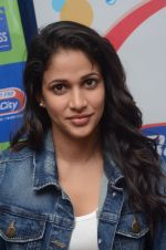 Lavanya Tripathi during the promotion of Telugu movie Srirastu Subhamastu at Radio City on 2nd August 2016  (11)_57a09d0330517.JPG