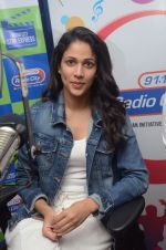 Lavanya Tripathi during the promotion of Telugu movie Srirastu Subhamastu at Radio City on 2nd August 2016  (15)_57a09d1035644.JPG