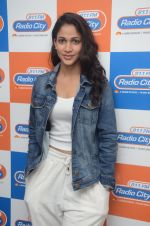 Lavanya Tripathi during the promotion of Telugu movie Srirastu Subhamastu at Radio City on 2nd August 2016  (19)_57a09d1969a9b.JPG