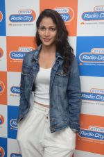 Lavanya Tripathi during the promotion of Telugu movie Srirastu Subhamastu at Radio City on 2nd August 2016  (20)_57a09d1b5bdc9.JPG