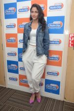 Lavanya Tripathi during the promotion of Telugu movie Srirastu Subhamastu at Radio City on 2nd August 2016  (21)_57a09d1d5cded.JPG