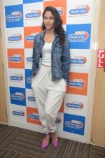 Lavanya Tripathi during the promotion of Telugu movie Srirastu Subhamastu at Radio City on 2nd August 2016  (22)_57a09d1f614b2.JPG