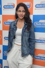 Lavanya Tripathi during the promotion of Telugu movie Srirastu Subhamastu at Radio City on 2nd August 2016  (26)_57a09d270a502.JPG