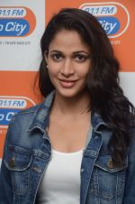 Lavanya Tripathi during the promotion of Telugu movie Srirastu Subhamastu at Radio City on 2nd August 2016  (29)_57a09d2d00d0f.JPG