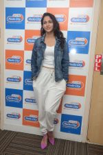 Lavanya Tripathi during the promotion of Telugu movie Srirastu Subhamastu at Radio City on 2nd August 2016  (31)_57a09d31003f6.JPG