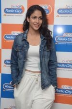 Lavanya Tripathi during the promotion of Telugu movie Srirastu Subhamastu at Radio City on 2nd August 2016  (34)_57a09d35e0010.JPG