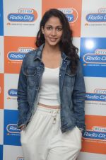 Lavanya Tripathi during the promotion of Telugu movie Srirastu Subhamastu at Radio City on 2nd August 2016  (37)_57a09d3a59aa2.JPG