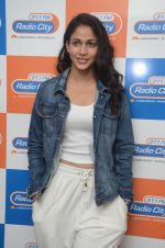 Lavanya Tripathi during the promotion of Telugu movie Srirastu Subhamastu at Radio City on 2nd August 2016  (38)_57a09d3bf3f5a.JPG