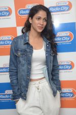 Lavanya Tripathi during the promotion of Telugu movie Srirastu Subhamastu at Radio City on 2nd August 2016  (39)_57a09d3e0deb9.JPG
