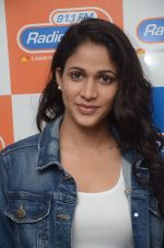Lavanya Tripathi during the promotion of Telugu movie Srirastu Subhamastu at Radio City on 2nd August 2016  (41)_57a09d421815a.JPG