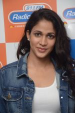 Lavanya Tripathi during the promotion of Telugu movie Srirastu Subhamastu at Radio City on 2nd August 2016  (42)_57a09d441d358.JPG
