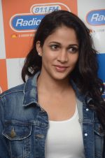 Lavanya Tripathi during the promotion of Telugu movie Srirastu Subhamastu at Radio City on 2nd August 2016  (43)_57a09d46236fb.JPG