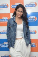 Lavanya Tripathi during the promotion of Telugu movie Srirastu Subhamastu at Radio City on 2nd August 2016  (44)_57a09d481a5c3.JPG