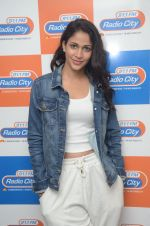 Lavanya Tripathi during the promotion of Telugu movie Srirastu Subhamastu at Radio City on 2nd August 2016  (45)_57a09d496e8e0.JPG