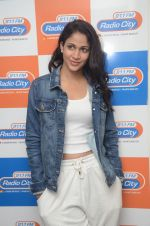 Lavanya Tripathi during the promotion of Telugu movie Srirastu Subhamastu at Radio City on 2nd August 2016  (46)_57a09d4b2968e.JPG