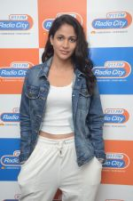 Lavanya Tripathi during the promotion of Telugu movie Srirastu Subhamastu at Radio City on 2nd August 2016  (49)_57a09d4f31a37.JPG